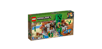 LEGO® Minecraft 21155 Die Creeper™ Mine