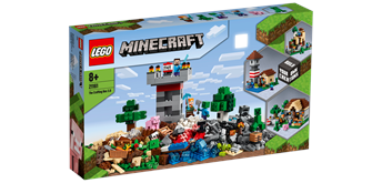 LEGO® Minecraft™ 21161 Die Crafting-Box 3.0