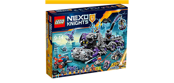 LEGO® Nexo Knights 70352 Jestros Monströses Monster-Mobil