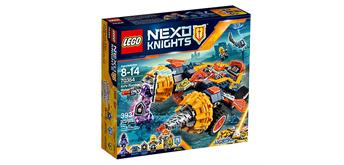 LEGO® Nexo Nights 70354 Axls Krawallmacher