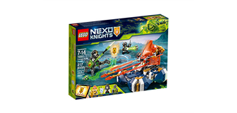 LEGO® Nexo Nights 72001 Lances schwebender Cruise