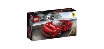 LEGO® Speed 76895 Ferrari F8 Tributo