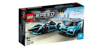 LEGO® Speed 76898 Formula E Panasonic Jaguar Racing GEN2