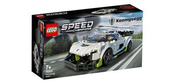 LEGO® Speed 76900 Koenigsegg Jesko