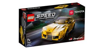 LEGO® Speed 76901 Toyota GR Supra