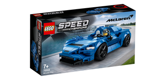 LEGO® Speed 76902 McLaren Elva