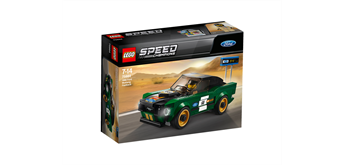 LEGO® Speed Champions 75884 1968 Ford Mustang Fastback