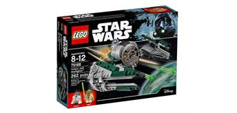 LEGO® Star Wars 75168 Yoda's Jedi Starfighter
