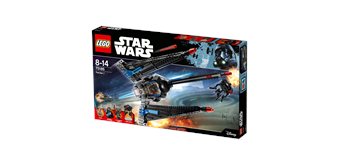 LEGO® Star Wars 75185 Tracker I