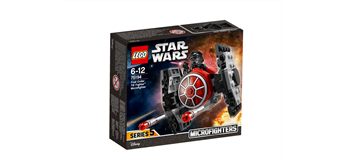 LEGO® Star Wars 75194 - First Order TIE Fighter™ Microfighter