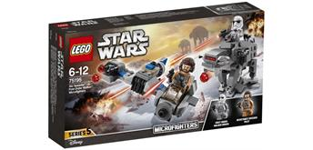 LEGO® Star Wars 75195 - Ski Speeder vs. First Order Walker Microfighter