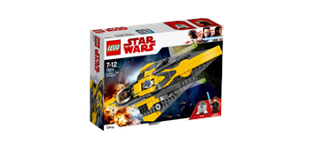 LEGO® Star Wars 75214 Anakin's Jedi Starfighter™