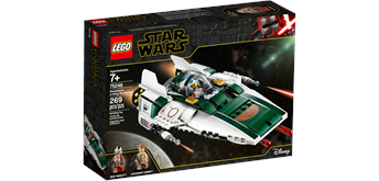 LEGO® Star Wars™ 75248 Widerstands A-Wing Starfighter™