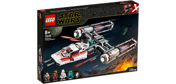LEGO® Star Wars™ 75249 Widerstands Y-Wing Starfighter™