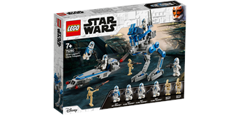 LEGO® Star Wars™ 75280 - Clone Troopers™ der 501. Legion™