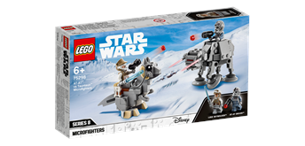 LEGO® Star Wars™ 75298 AT-AT™ vs. Tauntaun™ Microfighters