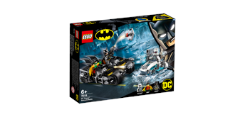 LEGO® Super Heroes 76118 Batcycle-Duell mit Mr. Freeze™