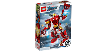 LEGO® Super Heroes 76140 Iron Man Mech