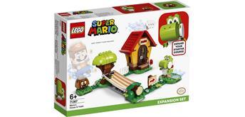 LEGO® Super Mario 71367 - Marios Haus und Yoshi – Erweiterungsset
