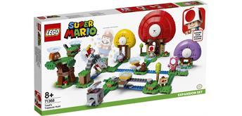 LEGO® Super Mario 71368 -Toads Schatzsuche Erweiterungsset