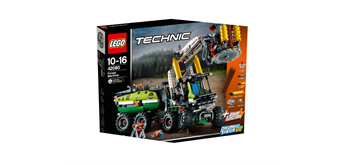 LEGO® Technic 42080 HarvesterForstmaschine