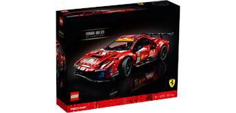 "LEGO® Technic 42125 - Ferrari 488 GTE ""AF Corse #5"