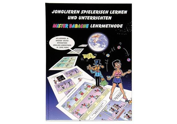 Lehrbuch Jonglieren Deutsch Mr. Babache