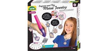 LENA Fashion Metal Jewelry, Faltschachtel