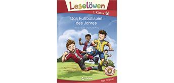 Leselöwen 1. Klasse - Das Fussballspiel des Jahres