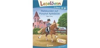 Leselöwen 2. Klasse - Reitstunden auf Ponyhof Apfelblüte