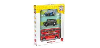 LeToyVan kleines London Auto Set