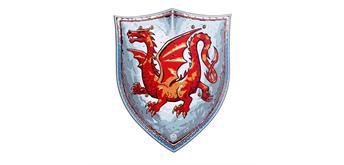Liontouch - Schild Bernstein Drachen