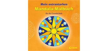 Loewe Mein extrastarkes Mandala-Malbuch für die Grundschule