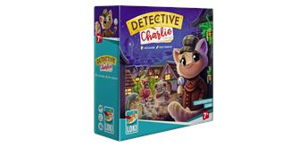 Loki - Detective Charlie