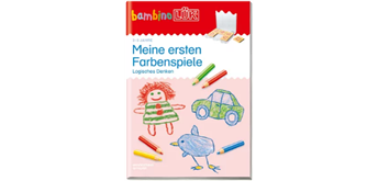 LÜK - bambino LÜK - Meine ersten Farbenspiele