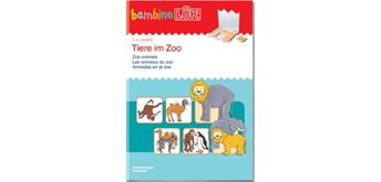 LÜK - bambino LÜK - Tiere im Zoo