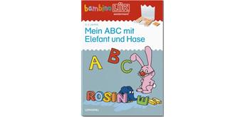 LÜK -bambinoLÜK - ABC mit Elefant und Hase