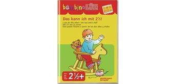 LÜK - bambinoLÜK - Das kann ich rnit 2,5