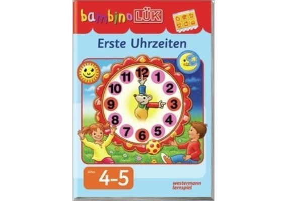 LÜK - bambinoLÜK - Erste Uhrzeiten