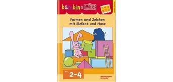 LÜK - bambinoLÜK - Formen u.Zeichen mit Elefant und Hase