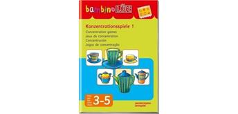 LÜK - bambinoLÜK - Konzentrationsspiele 1
