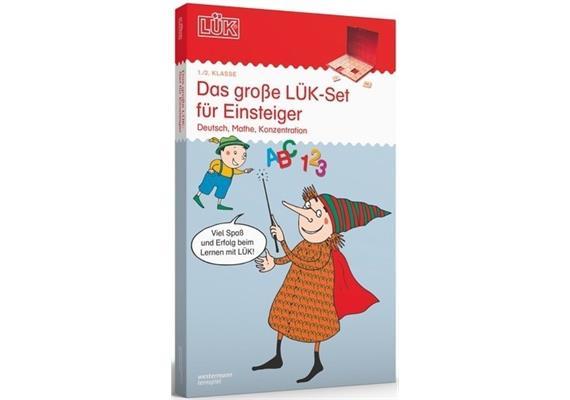 LÜK - LÜK Das grosse LÜK-Set für Einsteiger