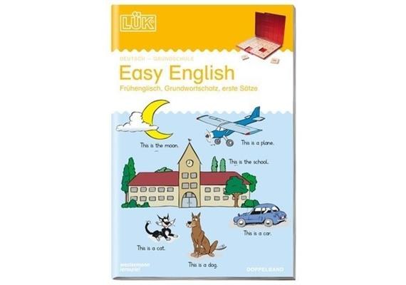 LÜK - LÜK Easy English Doppelband