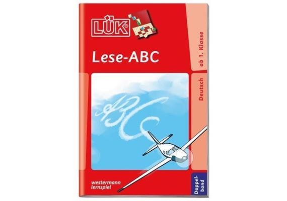 LÜK - LÜK Lese-Abc Doppelband