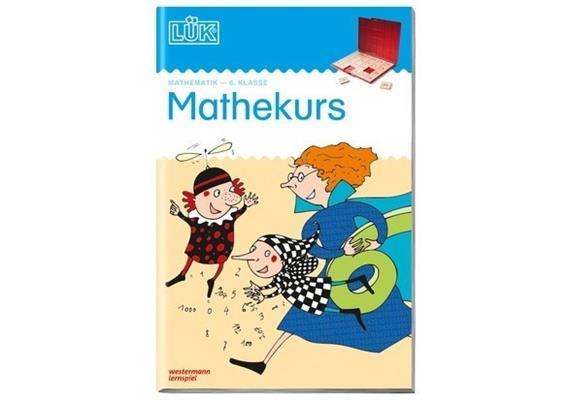 LÜK - LÜK Mathekurs 6. Kl.