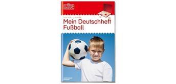 LÜK - LÜK Mein Deutschheft Fussball 3. Klasse