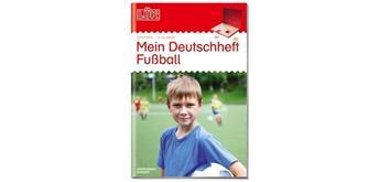 LÜK - LÜK Mein Deutschheft Fussball 4. Klasse