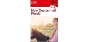 LÜK - LÜK Mein Pferde-Deutschheft 2. Klasse