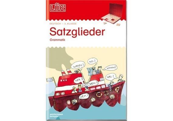 LÜK - LÜK Satzglieder