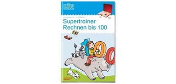 LÜK - LÜK Supertrainer Rechnen bis 100